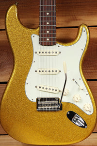 FENDER Custom Shop CLASSIC PLAYER 60s Stratocaster Vegas Gold Mint Strat 71034