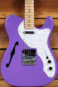 FENDER 69 TELECASTER THINLINE MIJ Purple! Semi-Hollow 6-Pound Tele! 54832