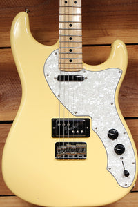 FENDER PAWN SHOP 70s STRAT DELUXE Nice U-Shape Neck Hardtail Stratocaster 93076