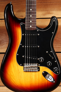 FENDER 70s Stratocaster RARE COLORS Clean! + HSC Sunburst Re-issue Strat 4851