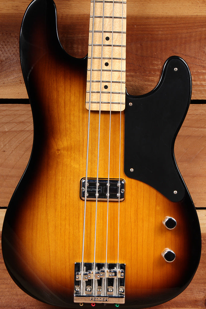 FENDER 2013 LA CABRONITA PRECISION BASS P-Bass Sunburst MINT Condition! 31524