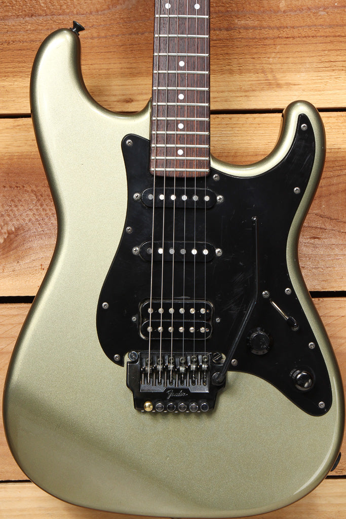 FENDER VINTAGE 1986 CONTEMPORARY STRATOCASTER HSS MIJ JAPAN Stock Tremolo 28151