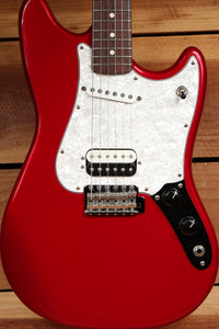 FENDER CYCLONE MIM Candy Apple Red CLEAN!! 1998 Atomic Humbucker PU Guitar 7828