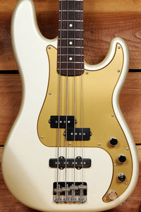 FENDER DELUXE ACTIVE P-Bass SPECIAL 60th Anni Precision Blizzard Pearl 35768