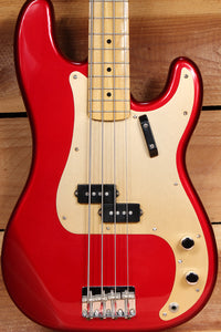 "FENDER DONALD ""DUCK"" DUNN PRECISION 50s P-BASS Super Rare! CIJ Clean! +HSC 00223"