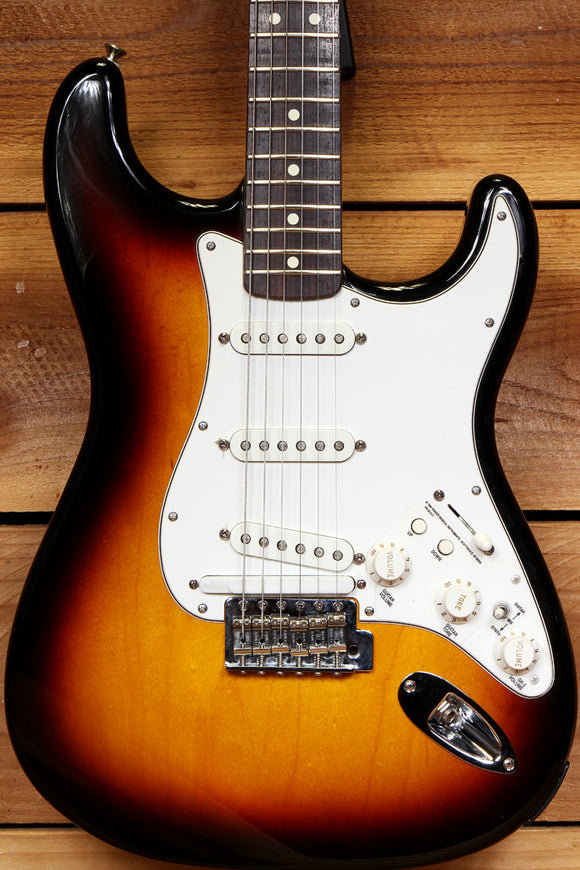 FENDER 2006 ROLAND Ready GC-1 STRATOCASTER 13-Pin MIDI Pickup Nice Strat 79536