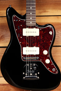 FENDER 2018 CLASSIC PLAYER JAZZMASTER SPECIAL 9.5/10 Clean! +Bag Black 22826