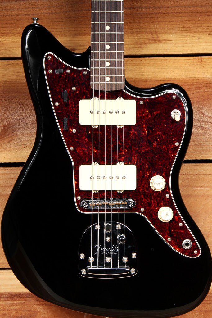 FENDER 2015 CLASSIC PLAYER JAZZMASTER SPECIAL 9.5/10 Clean! +Bag Black 96617