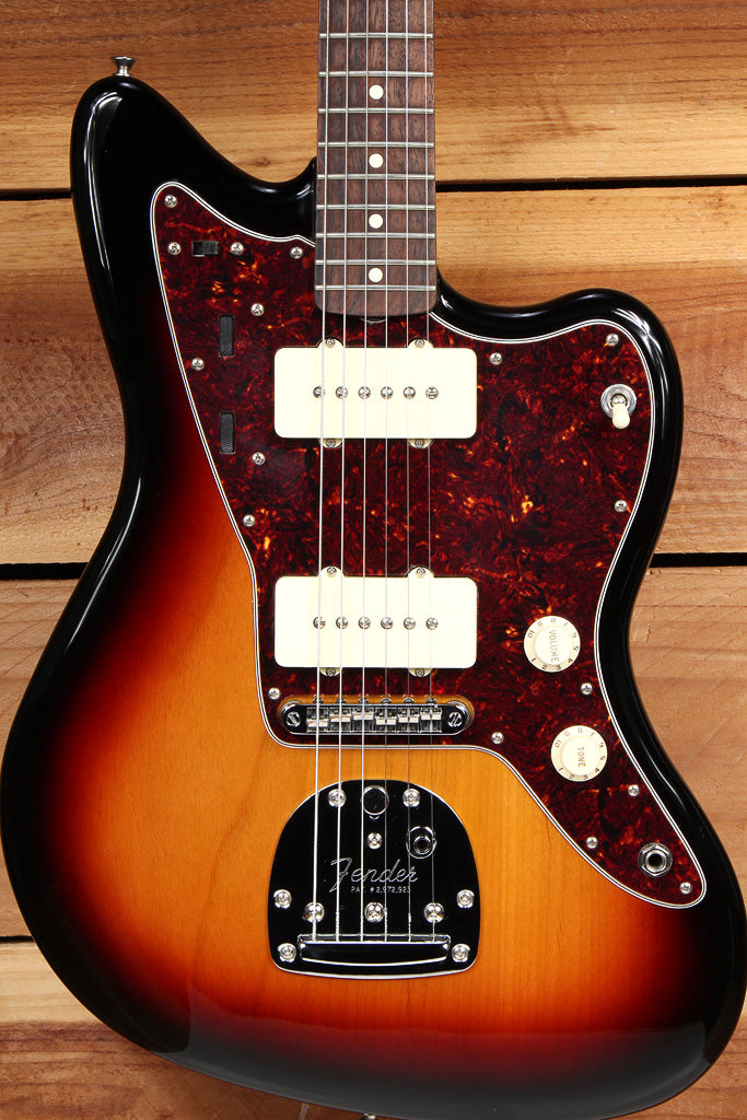 FENDER 2015 CLASSIC PLAYER JAZZMASTER SPECIAL MINT! + Bag Papers Hangtag 00548