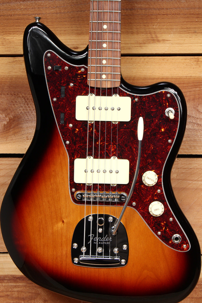 FENDER CLASSIC PLAYER JAZZMASTER SPECIAL Near Mint! +Bag & Papers 98332