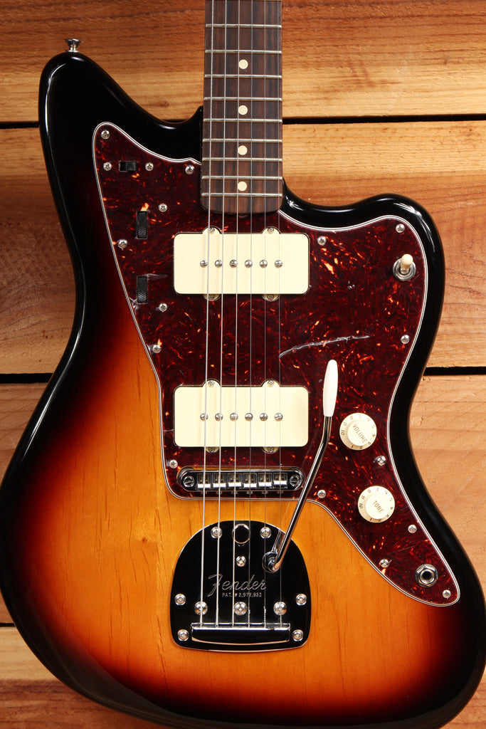 FENDER CLASSIC PLAYER JAZZMASTER SPECIAL Clean Offset Sunburst Guitar 5837