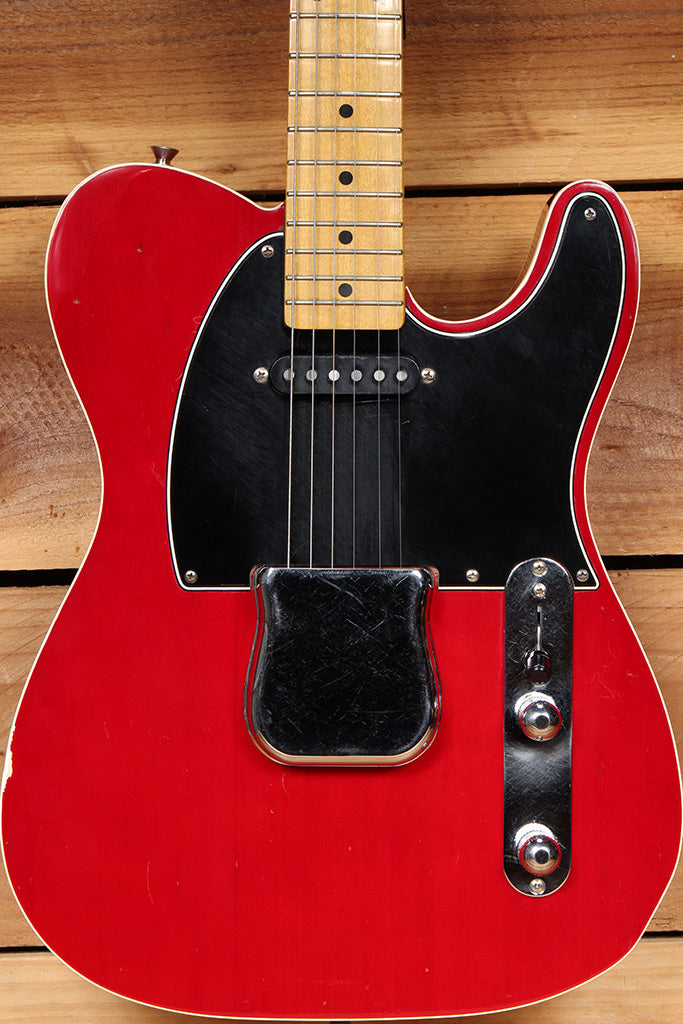 FENDER JERRY DONAHUE JD TELECASTER Rare Tele Made in Japan MIJ 90s Fujijen 15411