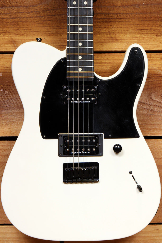 FENDER JIM ROOT TELECASTER w/ Duncan PUs Schallers + Striped G&G OHSC Tele 03877