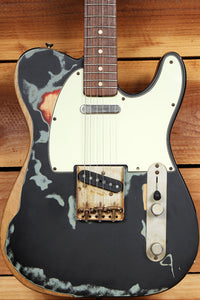 FENDER 2008 JOE STRUMMER TELECASTER Road Worn Relic Tele in Great Shape! 46860