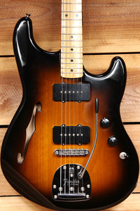 FENDER OFFSET SPECIAL Modern Player Rare! Semi-Hollow Super Clean! + Bag 92040
