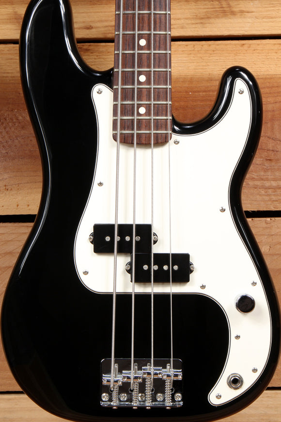 FENDER 2005 Rare! P-BASS JUNIOR Black Short Scale MIM Precision Jr Clean 9369