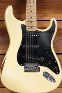 FENDER 50s ROAD WORN PLAYER SERIES STRATOCASTER Vintage White Strat Relic 47900