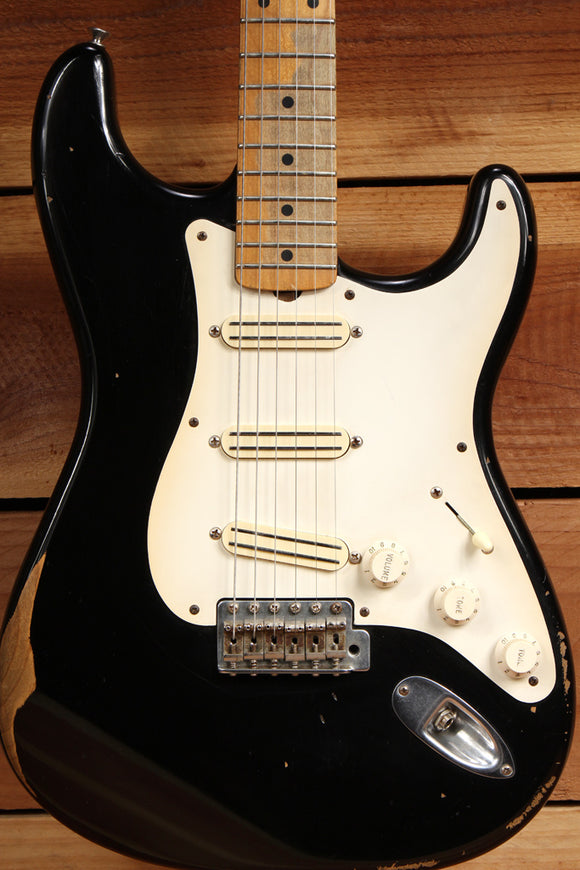 FENDER 2009 Road Worn CLASSIC SERIES 50s STRATOCASTER D Allen Blade Pickups 9921
