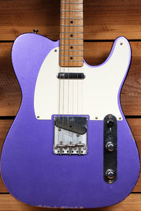 FENDER 50s ROAD WORN TELECASTER FSR 2018 Relic Purple Tele Electric Guitar 40455