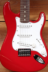 FENDER STRATOCASTER JUNIOR Super Rare! 2004 Strat Jr in Torino Red 44646