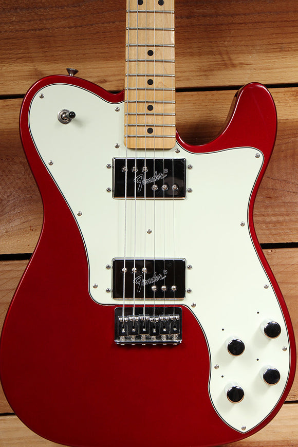 Fender '72 Telecaster Deluxe FSR 2010 Candy Apple Red Tele 46343