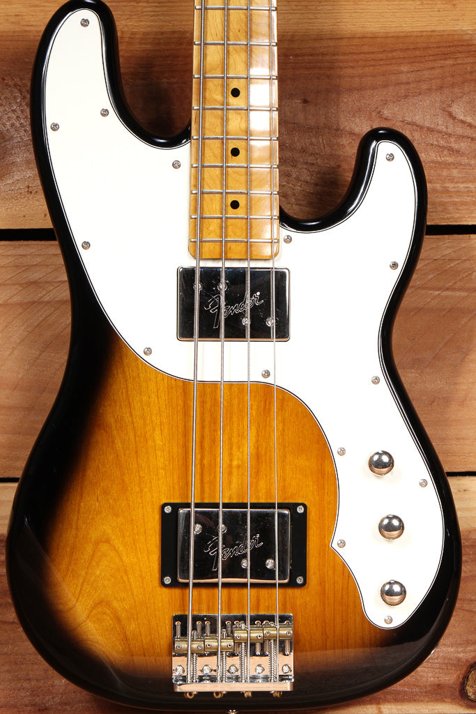 FENDER MODERN PLAYER TELECASTER BASS Sunburst Tele Sweet! 03338