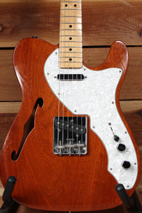 FENDER 69 TELECASTER THINLINE Semi-Hollow F-Hole 6-Pound Tele! 94551