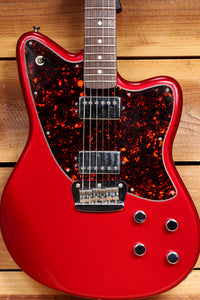 FENDER TORONADO DELUXE MIM 1998 Atomic Humbuckers Offset Body MIM Red 13182