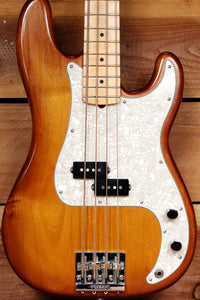 FENDER USA AMERICAN SPECIAL PRECISION P-BASS 2013 Hand Stained Honey Burst 12977