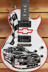 GIBSON LES PAUL THE INTIMIDATOR DE2 Dale Earnhardt Custom Shop Guitar #41