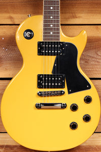 GIBSON 2012 LES PAUL Junior SPECIAL Bound Neck USA GLOSS TV YELLOW Jr 20531