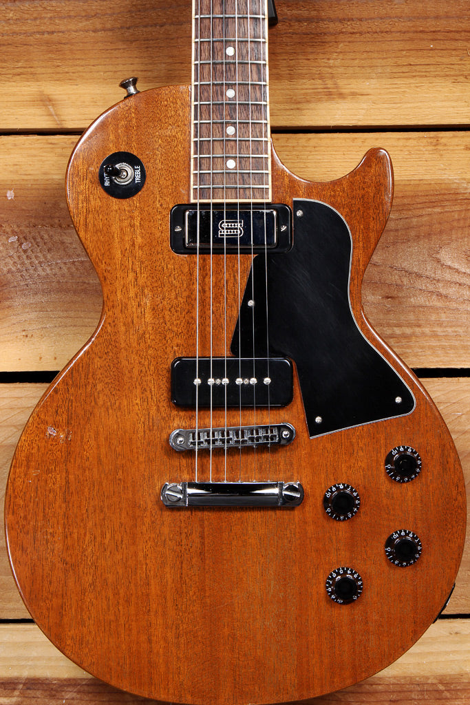 GIBSON 2010 LES PAUL SPECIAL P90 & Duncan mini-HB Mahogany & Bound Neck 00647
