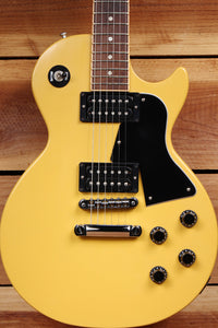 GIBSON 2012 LES PAUL Junior SPECIAL USA FADED WORN SATIN TV YELLOW Jr 1488