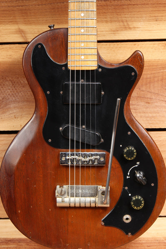 GIBSON VINTAGE 1980 MARAUDER + OHSC Rotary PU Selector! Bill Lawrence PUs 0568