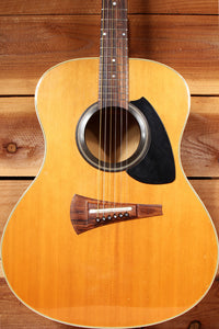 GIBSON MK-53 RARE VINTAGE 1977 Mark Series Dreadnought ACOUSTIC + Case 78424