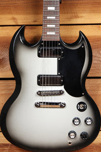 GIBSON SG SPECIAL 70s TRIBUTE T SATIN Gray Alnico mini-HB 21451