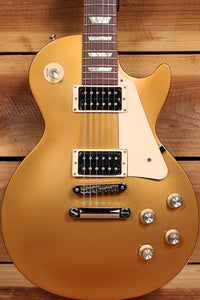 GIBSON 2011 LES PAUL 50s TRIBUTE T Goldtop Worn Satin Relic FREE USA SHIP! 10387