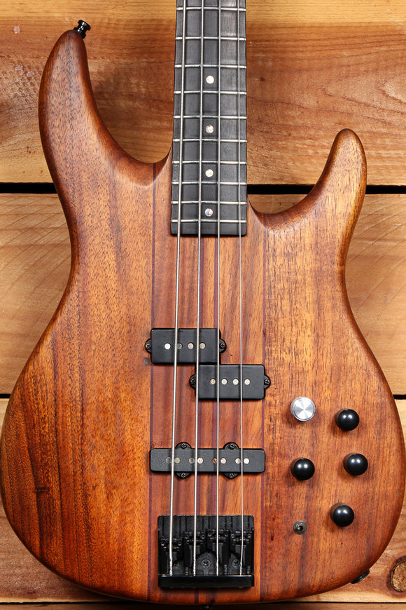 PEAVEY VINTAGE 1989 DYNA-BASS +OHSC Neck-Thru Active/Passive USA UNITY SERIES 04197