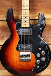 PEAVEY T-60 Vintage 1982 Sunburst Beauty! Nice Condition + OHSC Blade PUs 77354