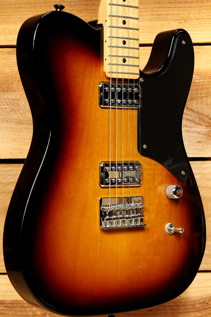 Fender 2012 Cabronita Telecaster Sunburst & Maple Neck Tele 52503