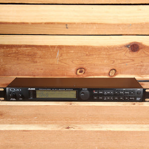 ALESIS Q20 Vintage Multi-Effect Rack Unit Reverb Delay Chorus Digital i/o 11119