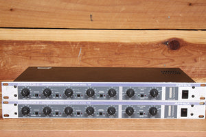 APHEX DOMINATOR II Model 720 Multiband Peak Limiter (2 Available)