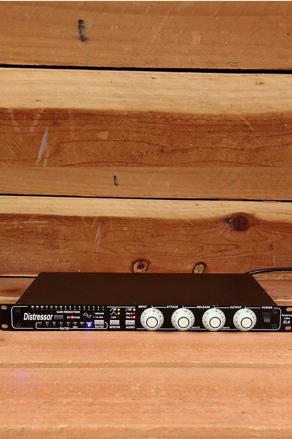 EMPIRICAL LABS EL-8 Distressor Compressor Very Clean! FREE SHIP! 4814