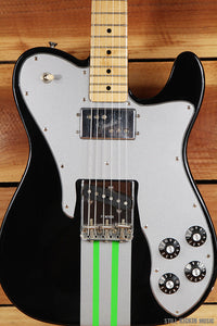 FENDER 72 TELECASTER CUSTOM--GT! Competition Stripe 60th Anni MIM Clean! 0705