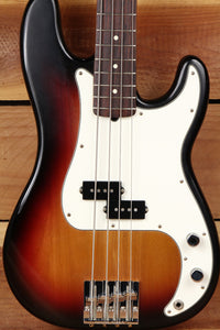 FENDER Highway One 1 PRECISION P-BASS USA Nitro Finish 70s Headstock Mint! 1120