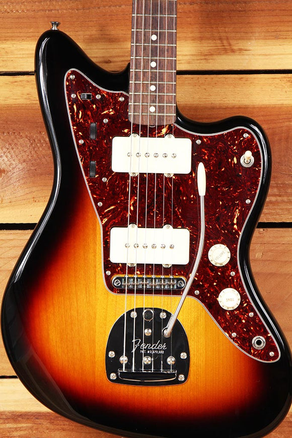FENDER CLASSIC PLAYER JAZZMASTER SPECIAL Clean Condition Sunburst Guitar 7816