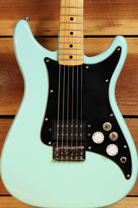 FENDER LEAD I VINTAGE 1980 Custom Surf Seafoam Green Clean 1 Finish USA 80s 3472
