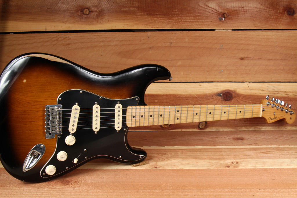 fender classic series 50s road worn stratocaster faded strat relic 549 still kickin music. Black Bedroom Furniture Sets. Home Design Ideas