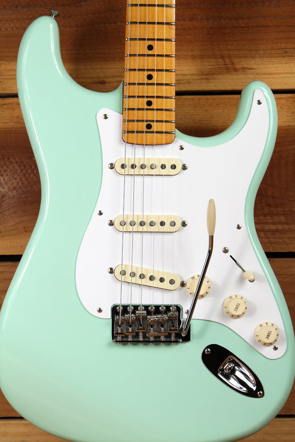 FENDER 2007 CLASSIC SERIES 50s STRATOCASTER Seafoam Surf Green Strat Mint 2464