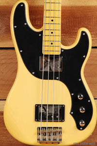 FENDER TELECASTER BASS Modern Player Butterscotch 4-String Tele Clean! 1919